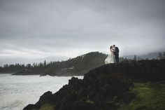 I had a fantastic time photographing Sophie and Anthony on their visit to Tofino. They were recently married in Hawaii and came to Tofino for a mini honeymoon and to get some wedding attire photos because Tofino is a very special place for them. I LOVE these kinds of shoots! Rain, wind, stormy…