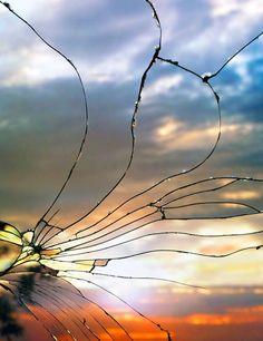 Couchers de Soleil et Miroirs brisés – 13 photographies étonnantes de Bing Wright (image)