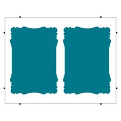 Creating custom invitations and announcements is easy with this AccuCut Pinnovation die. Print your stationery design (two up) on letter-sized paper using our templates as a guide. Then use the Pinnovation die and your GrandeMARK machine to quickly cut them out. Perfect for all sorts of events from weddings to baby showers to corporate meetings.Download free templates for this Pinnovation die (See Pinnovation template tips): PDF TemplateMicrosoft Word Template - VerticalMicrosoft Word…