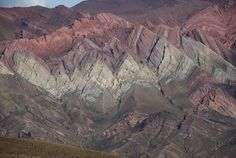 7 Colors Mountain, Salta, Argentina
