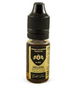 E-LIQUID-MILLERS-Juice-Urban-Bourbon-Tobacco