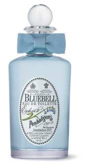 Bluebell by Penhaligons said to be Princess Diana's favorite perfume. $125