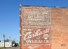 Carhartt. Founded in Detroit, 1889.
