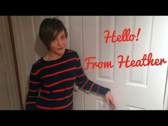 """""""A Message to My Fans"""" from Heather Rankin"""