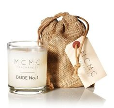 Scented Candle by MCMC Fragrances