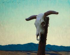 Jeremy Lipking, Twilight in Paiute Country, oil, 16 x 20, Maxwell Alexander Gallery.