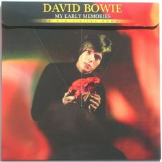 David Bowie - My Early Momories - The Mid Sixties Demos (LP, Ltd, Num, Unofficial, Blu)