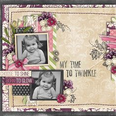 Let's Sparkle Inspiration by CT Member Tia