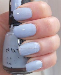 China Glaze Agent lavender