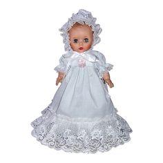 "Uneeda Drink & Wet Baby Doll, 11 ½"" Tall"