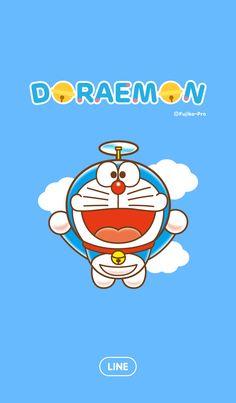 도라에몽 (ドラえもん: Doraemon) -1973 Doraemon Cartoon, Doraemon Cake, Cartoon Download, Doraemon Wallpapers, Mickey Mouse Wallpaper, Japan Logo, Hello Kitty Wallpaper, Photocollage, Kawaii