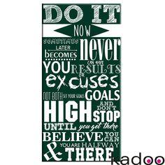"Tablou Canvas ""Do It Now"" http://kadoo.club/?product=tablou-canvas-do-it-now&lang=ro"