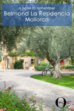 On a trip to Mallorca, I discovered one of the most special hotels I have had the pleasure of staying at: the stunning Belmond La Residencia. Located in Deia, this little town is a UNESCO World Heritage village, at the heart of the Tramuntana mountain range. The hotel is really gorgeous and it was one of those instances where it was difficult to find things I did not like. We spent a fair bit of time at the hotel, and felt it was actually not enough.