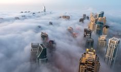 Wrapped By The Misty by Dany Eid on 500px