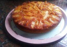 Torta invertida de manzana Argentina Food, Breakfast Dessert, Flan, Apple Pie, Macaroni And Cheese, Cake Recipes, Bakery, Food And Drink, Favorite Recipes
