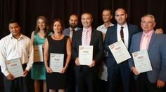 A hat trick of awards for Assetlink at the Building Services Contractors Association of Australia (BSCAA) NSW Awards A fantastic result for Assetlink team members at the recent AustralianSuper Excellence Awards 2014