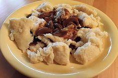 Teigknödel von Cha-Cha   Chefkoch French Toast, Breakfast, Food, Food Portions, Easy Meals, Kochen, Food Food, Rezepte, Breakfast Cafe