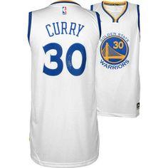 6046a3c2e7f6 Golden State Warriors  30 Stephen Curry (Replica Signature)  140.99 White  Jersey