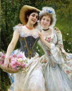 Spring Blossoms by Federico Andreotti.