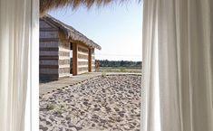 Casas na Areia, Comporta, Portugal -  Extraordinary Hotel. Read more at jebiga.com