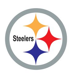 """Pittsburgh Steelers (NFL) The three hypocycloids — they're not diamonds — and word """"Steelers"""" in Pittsburgh's circular logo pay homage to the old U.S. Steel insignia and tie in nicely to the city's industrial roots. The Steelers also have the distinction of being the only NFL team to carry its logo on just one side of the helmet, a tradition rooted in the good luck of the 9-5 1962 team, at that point the winningest campaign in team history."""