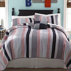 James Quilt Set and Accessories - jcpenney