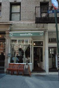 Westville is one of my favorite restaurants in NYC but I've never had their brunch! It's super affordable and I've heard good things.