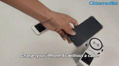 Nexodus LifeLine 8 Port USB Charging Stations - iPhone Reciver, Qi Charging Pad, 12Amp, USB Type C Lead