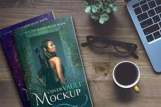 5 x 8 Desktop Stacked Paperback Book Mockup - Covervault Book Cover Design, Book Design, Design Ideas, Amazon Publishing, Free Mockup Templates, Paper Book, Book Authors, Paperback Books, Inspiration
