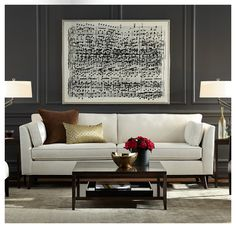 AINSLEY SOFA<BR>[available online and in stores]