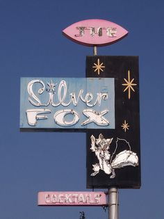 The Silver Fox (Bakersfield, CA)