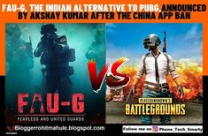 FAU-G, the Indian alternative to PUBG, Announced by Akshay Kumar after the China app ban Indigenous Games, All India News, Indian Air Force, Battle Royale Game, Game Title, Akshay Kumar, Bollywood Actors, Alternative, China