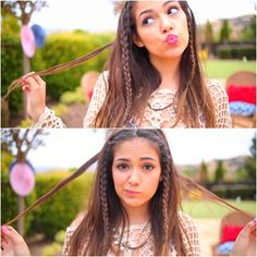 Fourth of July Outfit ideas, DIY Treats + Hair & Makeup! by Bethany Mota