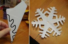 como-hacer-copos-de-nieve-de-papel-paso-a-paso