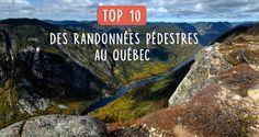 La randonnée pédestre est le meilleur moyen pour découvrir les grands décors naturels de la province, que vous soyez un randonneur amateur ou un passionné de la marche. Le Québec regorge ...