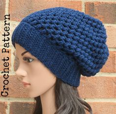 CROCHET HAT PATTERN Instant Pdf Download  Juno by AlyseCrochet