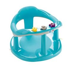 Baby Swivel Bath Seat for Huppy Babies Tub Kids Play Child Fun ...