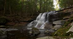5. Chapel Brook Falls, Ashfield
