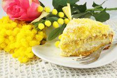 Torta Mimosa: un po' di dolcezza a tutte le donne - Just Be Glam