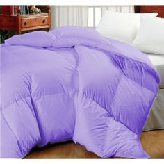 Super Oversized-High Quality-Down Alternative Comforter- Fits Pillow Top Beds…