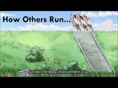 How others run vs how I run.  This is so true story! Who else can relate??  I clipped the video from the anime Mob Psycho 100 and added the font. Otherwise I claim no credit for the actual art work of the anime or the subtitles. All credit goes as it should to the original artists and correct people.