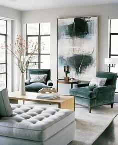 Einrichtungsideen Wohnideen Wohnzimmer Samt Trendig Schick Wanddekoration  Wohnzimmer, Wandgestaltung Wohnzimmer, Dekoration Wohnung, Esszimmer