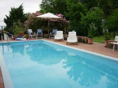 House / Villa.  Orciatico - Villa Fonterossa, wonderful place for family summer vacation in Italia, Toscana.