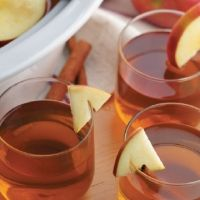Hot & spicy cider warms you up!