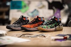 f4a576082624d8 Damian Lillard Says Lil Wayne Inspired His Adidas Dame 4 x Bape Sneakers