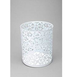Technically, this is a bin. I can't really see how that's effective. So, get a giant 3 wick candle and you're sorted!