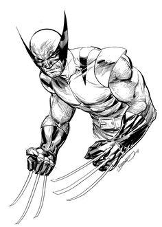 Wolverine by Brandon Peterson *