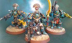 Thousand Sons terminators