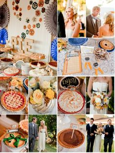 Planning a Thanksgiving Weekend Wedding