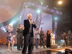 Kenny Rogers Concert at MGM Mirage by masterpieceadvertising, via Flickr